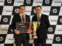 """HP'den KoçSistem'e Uluslararası Ödül: KoçSistem """"2010 En İyi Hp Yazılım İş Ortağı"""" Ödülünü Aldı!"""