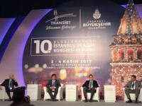 Transist Uluslararası İstanbul Ulaşım Kongresi'nde İş Zekası Paneli'ndeydik